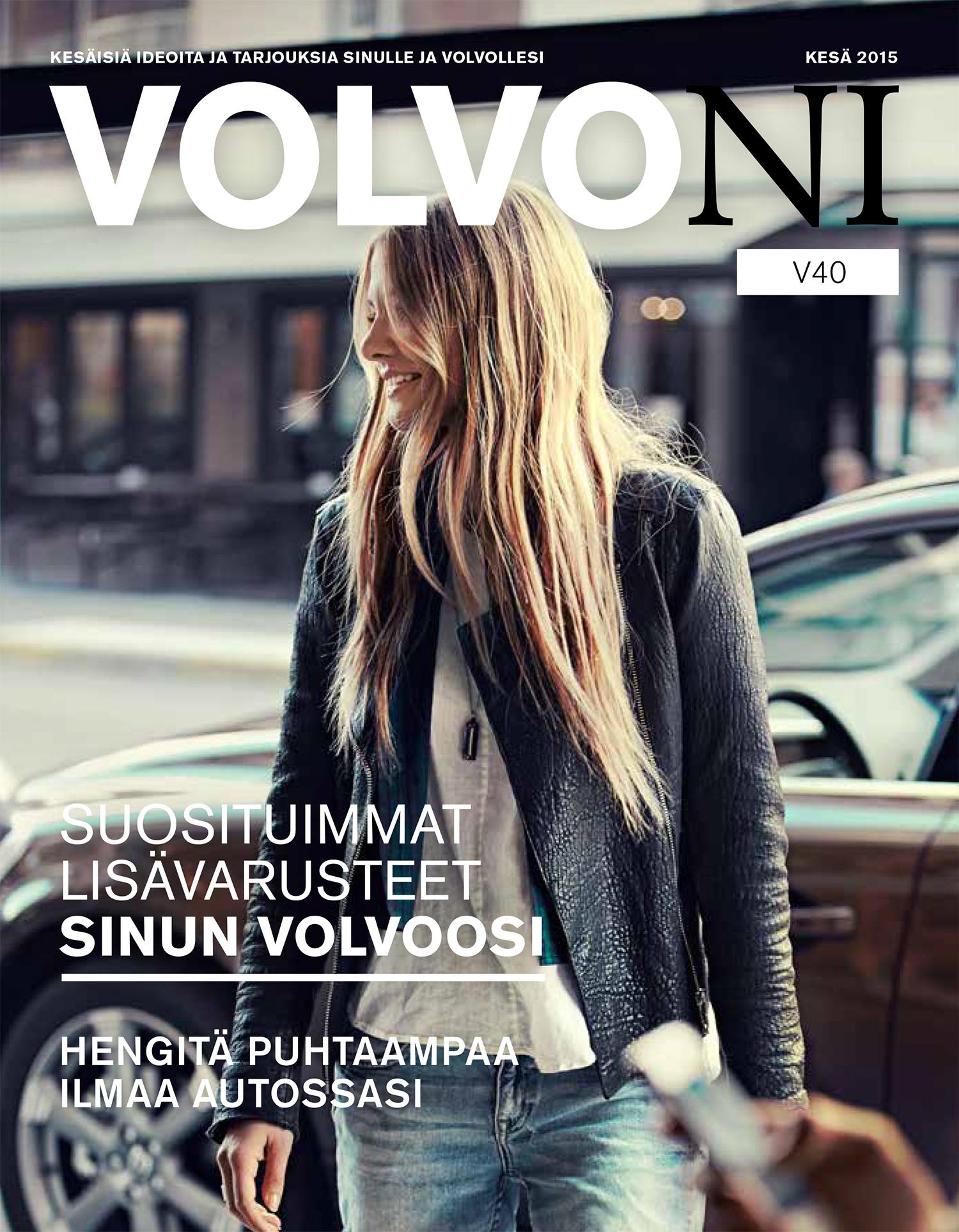 Volvo Summer Magazine